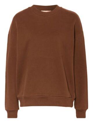rich&royal Sweatshirt Damen, Braun