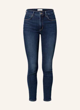 s.Oliver BLACK LABEL Sienna Slim Fit Jeans Damen, Blau