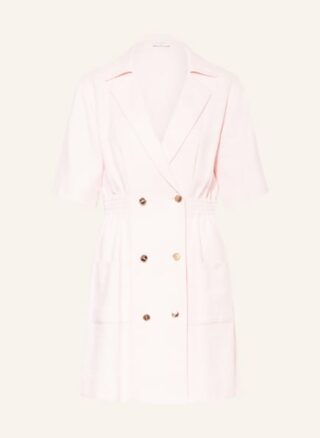 sandro Ausgestelltes Kleid Damen, Pink