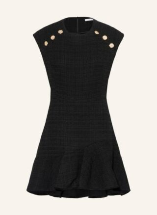 sandro Kleid in A-Linie Damen, Schwarz