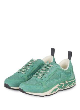 sandro Plateau-Sneaker Damen, Grün