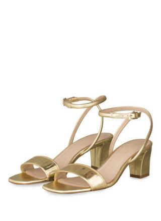sandro Sandaletten Damen, Gold