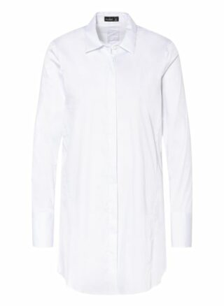 van Laack Blume Hemdbluse Damen, Weiß