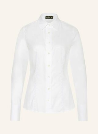 van Laack Eni Hemdbluse Damen, Weiß
