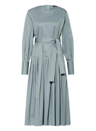 van Laack Karda Kleid in A-Linie Damen, Blau