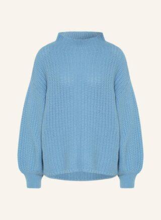 windsor. Cashmere-Pullover Damen, Blau
