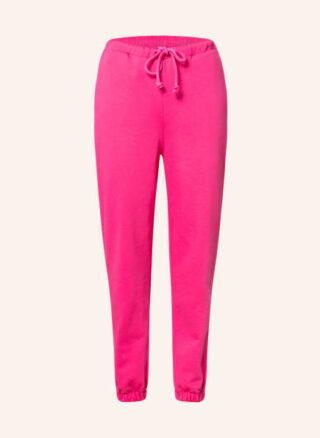 yippie hippie Sweatpants Damen, Pink