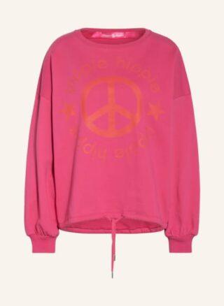 yippie hippie Sweatshirt Damen, Pink